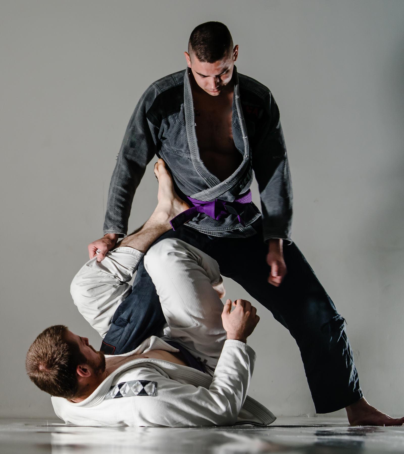NO-GI Jiu-Jitsu