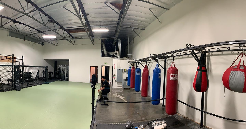 Team Overtime facility in Temecula, California,